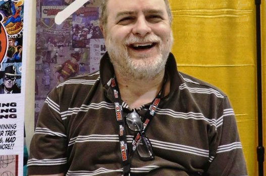 Ty Templeton at Jet City Comic Show 2018