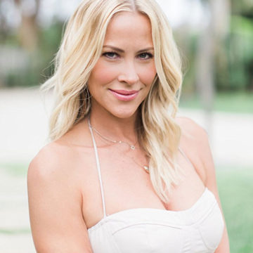 Brittany Daniel at Jet City Comic Show 2018
