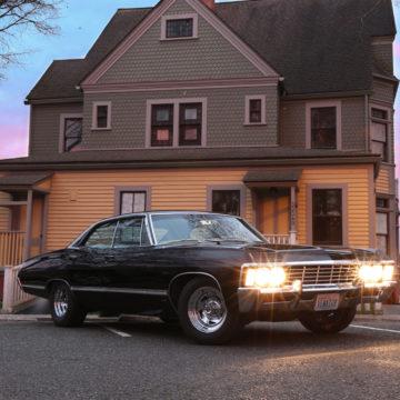 Venator Supernatural Replica Car