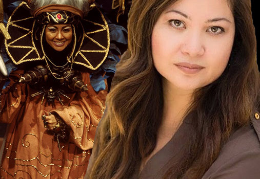 Actress Carla Perez is a guest at Jet City Comic Show 2019