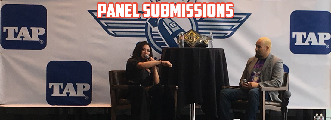 Jet City Comic Show Panel Submissions