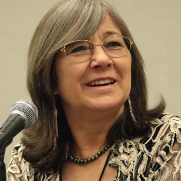 Author Robin Hobb is a guest at Jet City Comic Show 2019