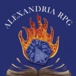 Alexandria RPG Library